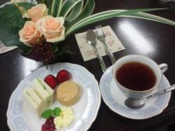 花と紅茶教室